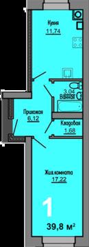 Продаю 1-комн квартиру на Проезжей 31 - Фото 2