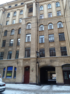 Комната в малонаселенной квартире у метро Горьковская - Фото 1