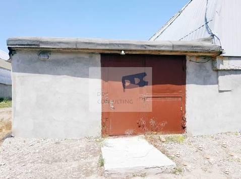 Неотапливаемый капитальный склад 172 кв.м. в районе ул.Оганова - Фото 1