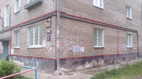 1комн.кв. Ул. Баумана,9(под коммерцию) - Фото 2