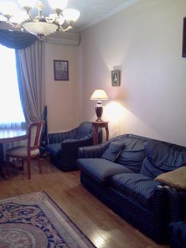 Купите квартиру в престижном районе Москвы! 105м2 - Фото 1