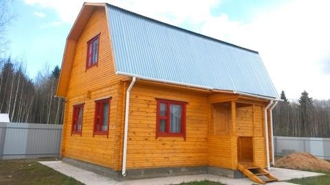 Дом со всеми удобствами для круглогодичного проживания - Фото 1