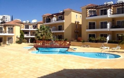 Прекрасный трехкомнатный Апартамент на верхнем этаже в Пафосе - Фото 1