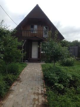 Продам дом с участком в Щелково, дер. Медвежьи Озера - Фото 1