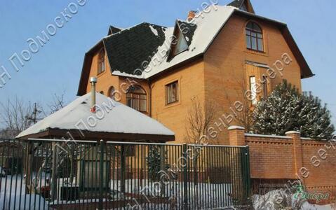 Егорьевское ш. 17 км от МКАД, Русавкино-Поповщино, Коттедж 520 кв. м - Фото 1