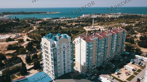 Апартаменты у Парка Победы с замечательным видом в сданном доме - Фото 1