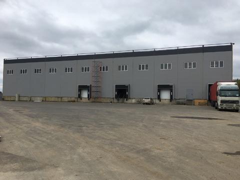Новый производственно-складской комплекс, общей площадью 7154 кв. - Фото 1