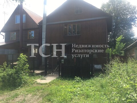 Дом, Пушкинский район, ул Акуловская - Фото 1