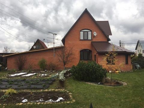 Продается дом 100м на учатске 12 соток в поселке Хомутово. - Фото 1