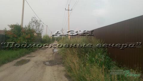 Новорязанское ш. 40 км от МКАД, Ширяево, Участок 12 сот. - Фото 5