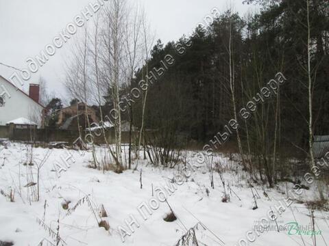 Волоколамское ш. 18 км от МКАД, Дедовск, Участок 12 сот. - Фото 3