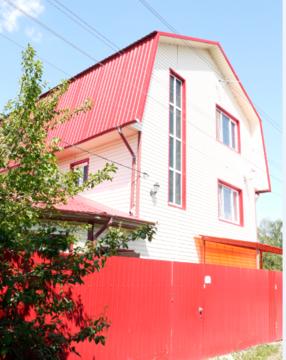 Продажа дома, Тюменец, Вишневая, Продажа домов и коттеджей Тюменец, Тюменская область, ID объекта - 503051120 - Фото 1