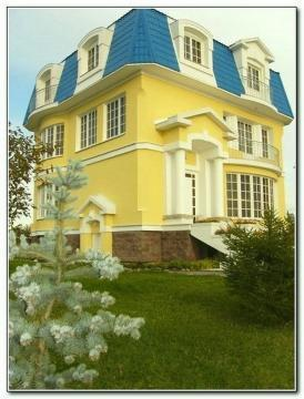 Красивый особняк с шикарным видом на Неву - Фото 1