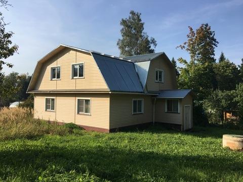 Продажа дома в Лобне - Фото 1