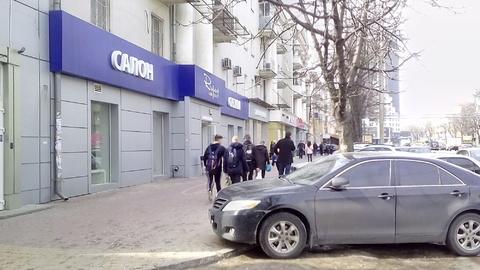 Сдаю под магазин, банк или офис помещение 173 м2 в центре Воронежа - Фото 2
