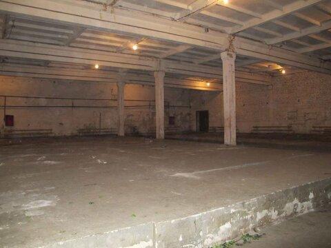 Аренда склада 970 кв.м, ул. Мещерская - Фото 1