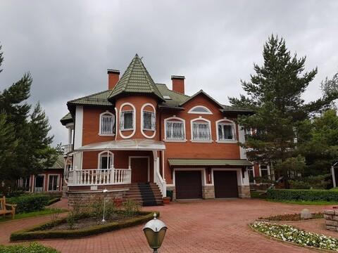 Дом 950м2 на участке 50сот. кп Лесное-Озерное. Новогорск - Фото 2