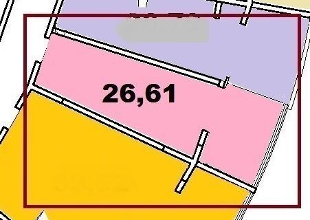 Краснодарский край, Сочи, Местоположение объекта указано на карте,21 2