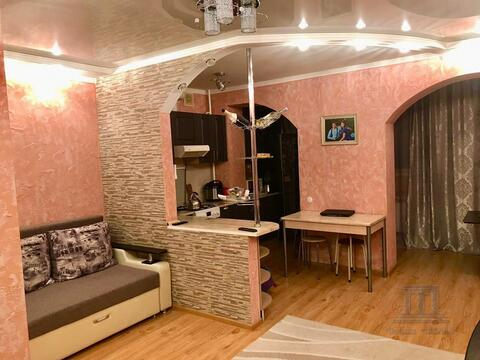 Квартира-студия сжм рынок «Квадро» пер. Дубовский - Фото 1
