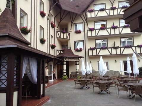 Камерный отель Сочи 4* круглогодичный рентабельный готовый бизнес - Фото 1