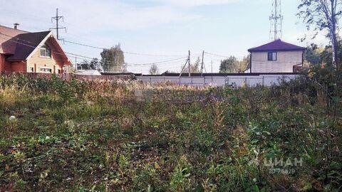 Продажа участка, Образцово, Щелковский район - Фото 1