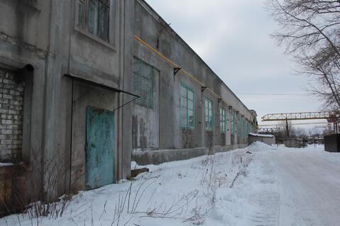 Сдам производственно-складское помещение 2500 м2 H-7,5 м - Фото 4