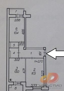 Двухкомнатная квартира с ремонтом, индивидуальное отопление, с/з район - Фото 2