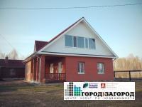 Дом с баней амбаром на берегу реки в Желваково - Фото 1