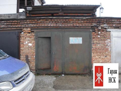 Продам капитальный гараж в ГСК Роща №483. Академгородок, за ияф - Фото 1