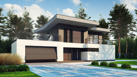 Продам шикарный коттедж современной архитектуры площадью 220 кв.м. - Фото 4