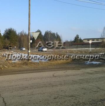 Горьковское ш. 120 км от МКАД, Новинки, Участок 100 сот. - Фото 1