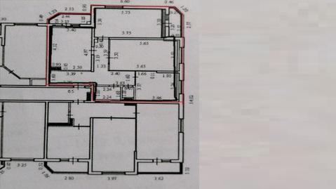 Купить квартиру в ЖК Пикадилли, предчистовая отделка. - Фото 2