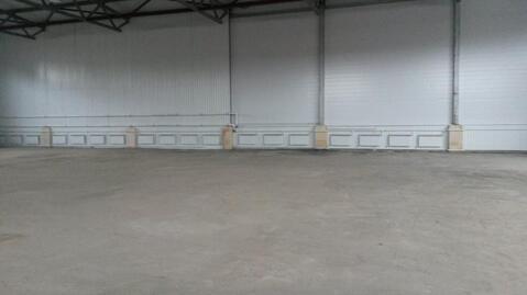 Сдается производственное помещение 816 кв.м. - Фото 1