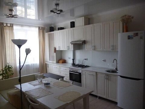 Эксклюзивная 1 комнатная квартира в районе Приморского парка, Купить квартиру в Таганроге по недорогой цене, ID объекта - 316570015 - Фото 1