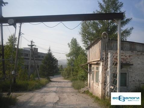 Продажа производственного помещения, Железногорск-Илимский, . - Фото 1