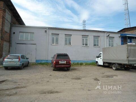Продажа производственного помещения, Красноярск, Имени газеты . - Фото 1
