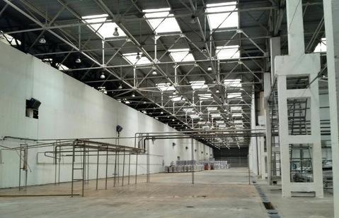 Сдам складские помещения от 1 000 кв.м. - Фото 1