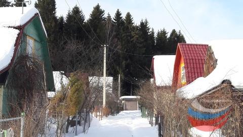 Дача 50 кв.м. 6 соток СНТ Дубки г. Александров 100 км от МКАД - Фото 3