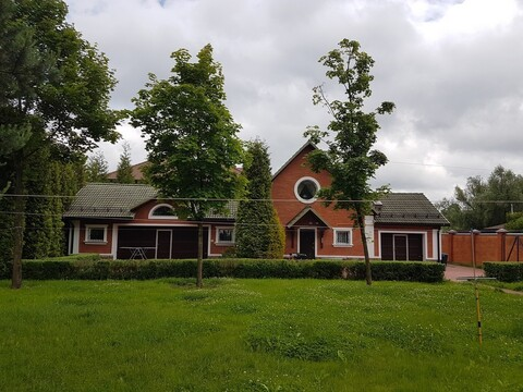 Дом 950м2 на участке 50сот. кп Лесное-Озерное. Новогорск - Фото 4