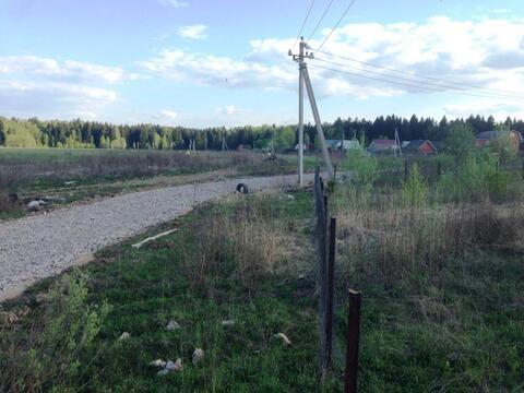 Участок 21 сотка, д.Малое Иванцево, Мытищинский район, 30 км. от МКАД - Фото 2