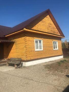 Продаю прекрасный дом из бруса с. Баклаши, ул. Рябиновая - Фото 1