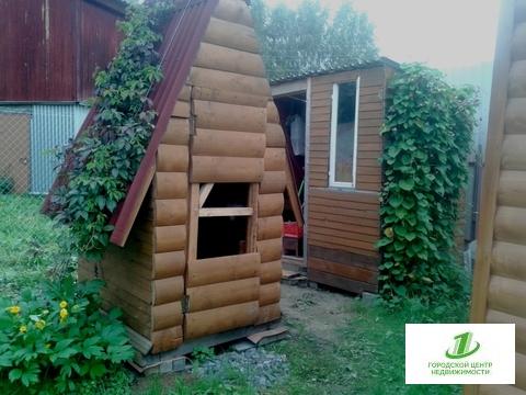 Новый дом из оцилиндрованного бревна в Михалево - Фото 4