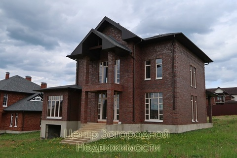 Коттедж, Калужское ш, 24 км от МКАД, Ильичевка кп (Наро-Фоминский . - Фото 1