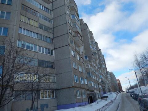 Продажа 2 комнатной квартиры юзр Чебоксары с типовым ремонтом недорого