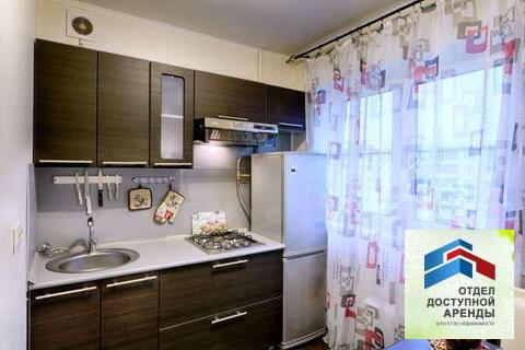 Квартира ул. Переездная 62, Аренда квартир в Новосибирске, ID объекта - 317201573 - Фото 1