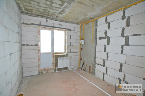 1-комнатная квартира с автономным отоплением в Волоколамске - Фото 4