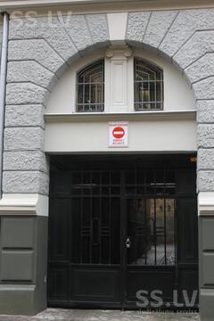 Псн фасадное помещение в Риге в доме Югендстиля на ул. Альберта - Фото 3