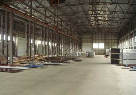 Продам, индустриальная недвижимость, 6270,0 кв.м, Канавинский р-н, . - Фото 1