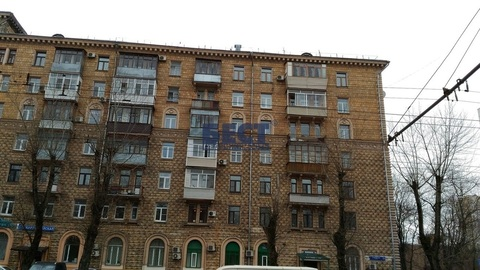 Трехкомнатная Квартира Москва, улица Филевская Большая, д.21/19, . - Фото 3