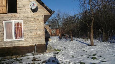 Часть дома пл. 42.1 на земельном участке 7 соток в г. Кашира, М.О. - Фото 1
